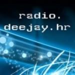Logo da emissora Radio Deejay 105.6 FM