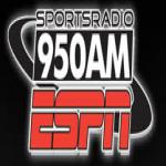 Logo da emissora WROC 950 AM