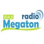 Logo da emissora Radio Megaton 104.9 FM