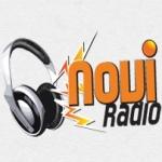 Logo da emissora Radio Novi 89.3 FM