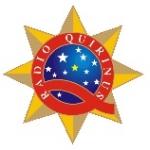 Logo da emissora Radio Quirinus 91.7 FM