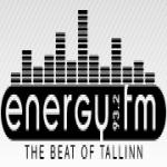 Logo da emissora Radio Energy 93.2 FM