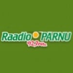 Logo da emissora Radio Parnu 92.7 FM