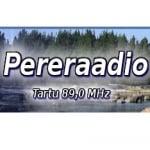 Logo da emissora Radio Tartu Pereraadio 89 FM