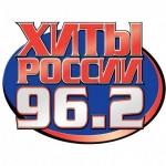 Logo da emissora Krievu Hitu Radio 96.2 FM