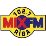 Logo da emissora MIX 102.7 FM
