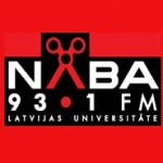 Logo da emissora Naba 96.2 FM