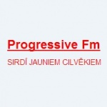 Logo da emissora Progressive 100.9 FM