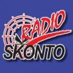 Logo da emissora Skonto 107.2 FM