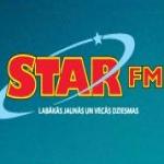 Logo da emissora Star FM