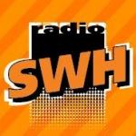 Logo da emissora SWH 105.2 FM
