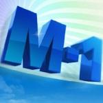 Logo da emissora M-1 106.8 FM