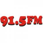 Logo da emissora Radio Magic 91.5 FM