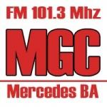 Logo da emissora Radio Mágica 101.3 FM