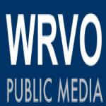 Logo da emissora WRVO SUNY 2 Oswego 89.9 FM