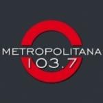 Logo da emissora Radio Metropolitana 103.7 FM