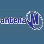 Logo da emissora Antena M FM