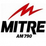 Logo da emissora Radio Mitre 790 AM