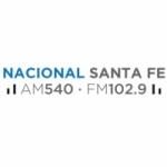 Logo da emissora Radio Nacional 540 AM 102.9 FM