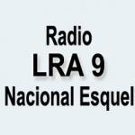 Logo da emissora Radio Nacional LRA 9 560 AM