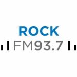 Logo da emissora Radio Nacional Rock 93.7 FM