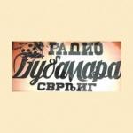 Logo da emissora Bubamara 93.3 FM