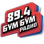 Logo da emissora Bum Bum 89.4 FM