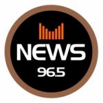 Logo da emissora Radio News 96.5 FM