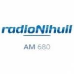 Logo da emissora Radio Nihuil 680 AM