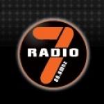 Logo da emissora Radio 7 88.5 FM