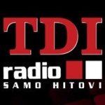 Logo da emissora TDI 91.8 FM