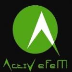 Logo da emissora Active 92.7 FM