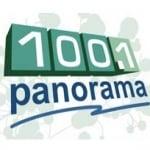 Logo da emissora Radio Panorama 99.9 FM