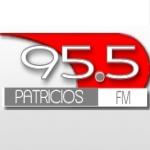 Logo da emissora Radio Patricios 95.5 FM