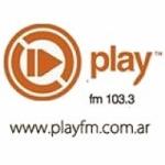 Logo da emissora Radio Play 103.3 FM
