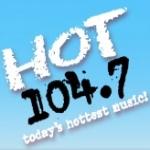 Logo da emissora Radio KKLS 104.7 FM