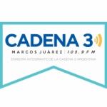 Logo da emissora Radio Cadena 3 105.9 FM