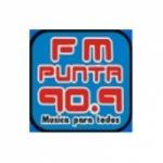 Logo da emissora Radio Punta 90.9 FM