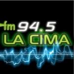 Logo da emissora Radio La Cima 94.5 FM
