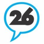 Logo da emissora Radio 26 de Julio 1580 AM