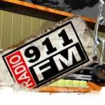 Logo da emissora Radio 911 91.1 FM