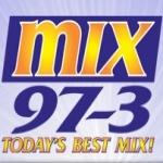 Logo da emissora KMXC 97.3 FM