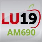 Logo da emissora Radio La Voz del Comahue 690 AM