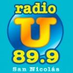 Logo da emissora Radio U 89.9 FM