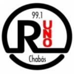 Logo da emissora Radio Uno 99.1 FM