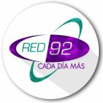 Logo da emissora Radio Red 92 92.1 FM