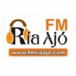 Logo da emissora Radio Ría Ajó 90.3 FM