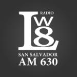 Logo da emissora Radio LW8 630 AM