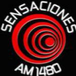 Logo da emissora Radio Sensaciones 1480 AM