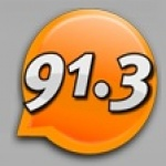 Logo da emissora Radio Simphony 91.3 FM